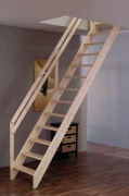 Minka BORAS mlynářské schody s madlem 280 x 63