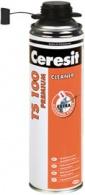 Ceresit TS 100 čistič PU pěny 500 ml