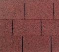 Gutta Guttatec 4TAB střešní asfaltový šindel červený