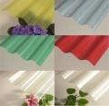 Lanitplast sklolaminátová role 76/18 barevná vlnitá
