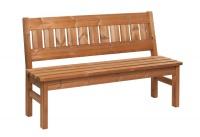 Zahradní dřevěná lavice Prowood LV2 145