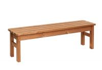 Zahradní dřevěná lavice Prowood LV3 145