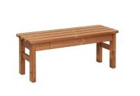 Zahradní dřevěná lavice Prowood LV3 110