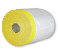 Krepová páska s fólií CQ maskovací vnitřní