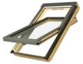 Fakro střešní okno FTS-V U2 dřevěné