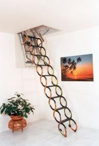 JAP Lusso PP protipožární půdní schody