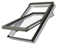 Fakro střešní okno FTU-V U5 dřevěné