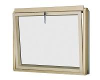 Fakro okno pro fasádní sestavu BVP P2 dřevěné