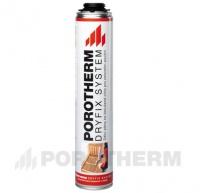 POROTHERM DRYFIX zdicí pěna 750 ml
