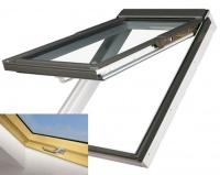 Fakro střešní okno PPP-V/PI U3 borovice 114x118 cm plastové