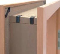 Masonite interiérové dveře a zárubně Obložková zárubeň kašírovaná 80 cm