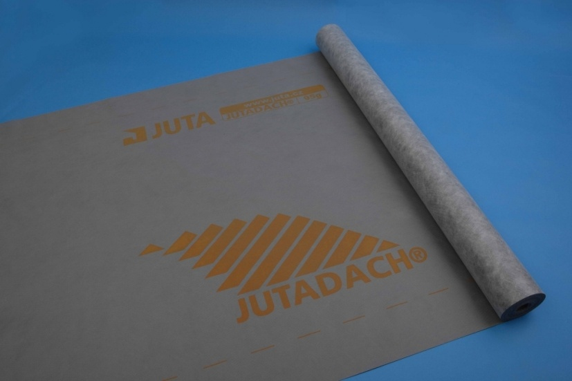 Paropropustná fólie Jutadach 95 g PLUS s aplikační páskou
