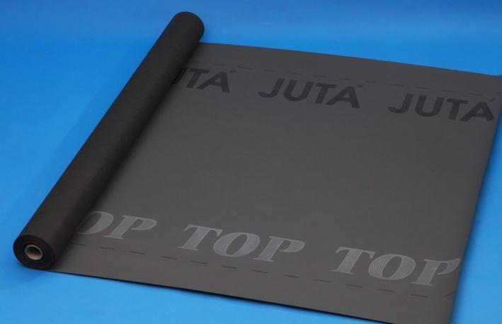 Juta paropropustná fólie Jutatop 2 Ap s dvojitou aplikační páskou
