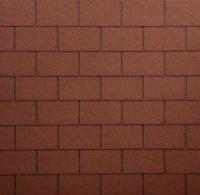 Onduline Střešní asfaltový šindel Bardoline CLASSIC obdélník 013 červená mix