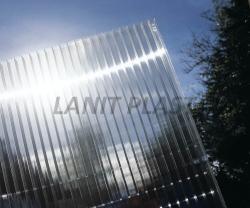 LanitPlast Polykarbonát komůrkový MARLON TW 8 mm čirá 1,05x1,00 m