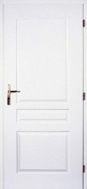 Masonite Protipožární dveře TROJA 60 cm bílé