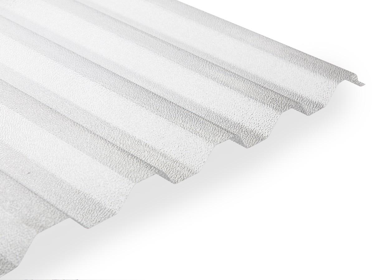 Polykarbonátová trapézová deska Marlon CSE čirá 6,0x1,06 m