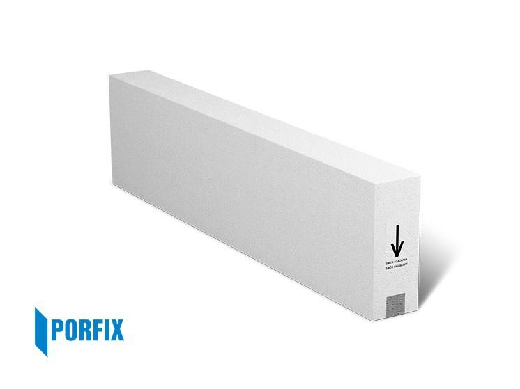 Porfix Samonosný (nenosný) překlad 2500x250x150 mm