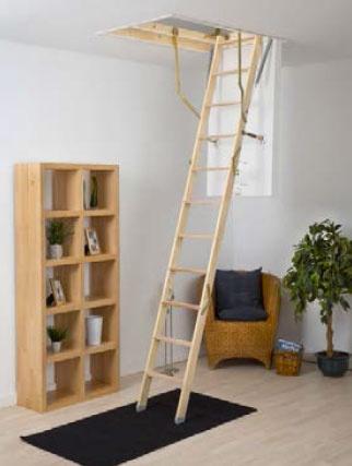 Dolle půdní schody Click Fix 56 120x60 cm