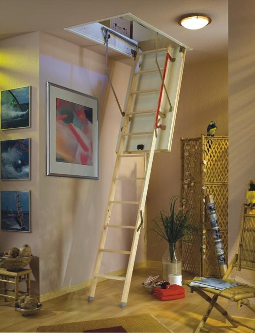 Dolle půdní schody EXTRA + 112x60 cm