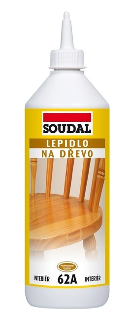 Soudal Lepidlo na dřevo 62A - 250g