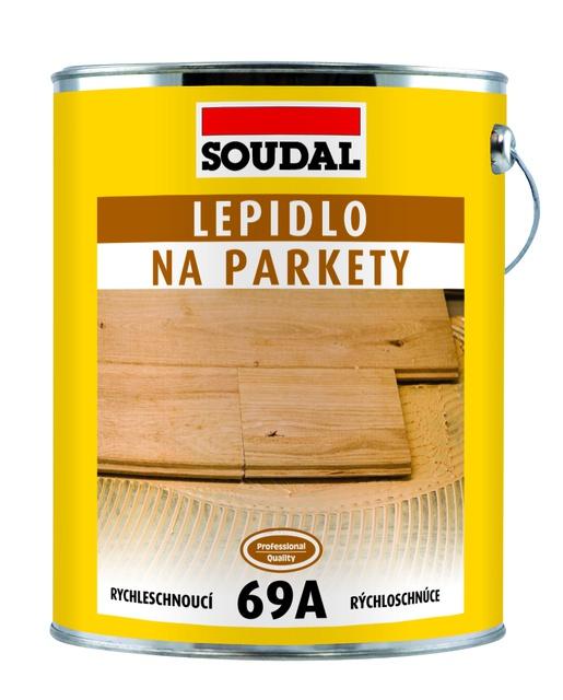 Soudal Lepidlo na parkety 69A - 5kg