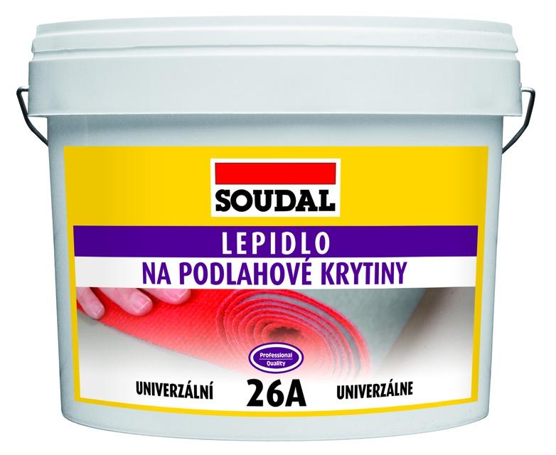 Soudal Lepidlo na podlahové krytiny 26A - 1kg