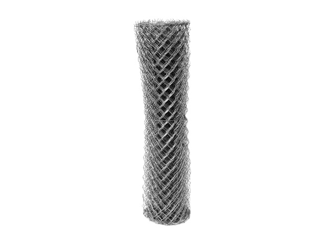 Pilecký Čtyřhranné pletivo pozinkované IDEAL Zn výška 200 cm/15 m s napínacím drátem ,oko 55 mm – 2,0 mm