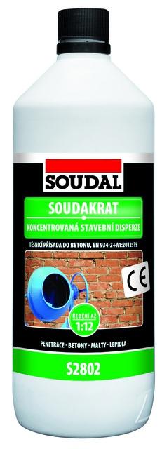 Soudal Soudakrat koncentrovaná stavební disperze 1 kg