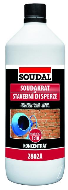 Soudal Soudakrat stavební disperze 1kg