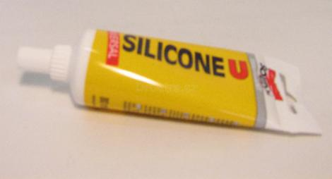 Soudal univerzální silikon transparentní 60g blistr