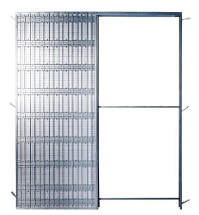 JAP stavební pouzdro 705 NORMA STANDART do zdi 900 mm