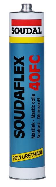 Soudaflex 40FC PU tmel bílý 600ml