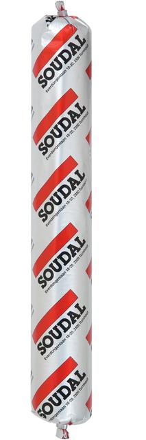 Soudal Soudaflex 25 tmel betonově šedý 600ml