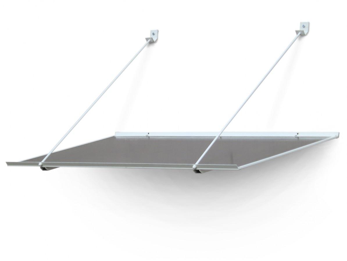 Gutta vchodová stříška SP1 Ekonom 120x70 cm