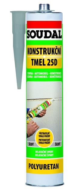 Soudal konstrukční tmel 25D 310 ml bílý