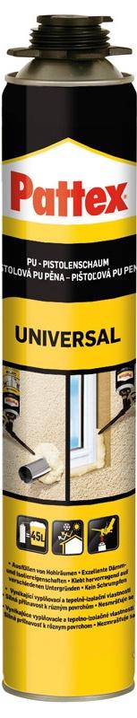 Pattex Universal - PU pěna pistolová 750ml