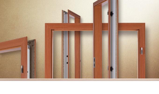 Masonite interiérové dveře a zárubně Masonite obložková zárubeň laminovaná buk 60 P, ostění 155-175 mm, výprodej