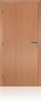 Solodoor interiérové dveře KLASIK PLNÉ CPL laminát 110 cm