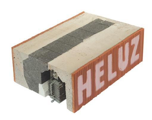 HELUZ překlad nosný roletový 380 x 238 x 1250