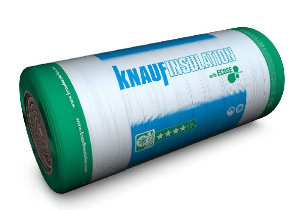 Minerální vata Knauf Insulation Unifit 035 60 mm