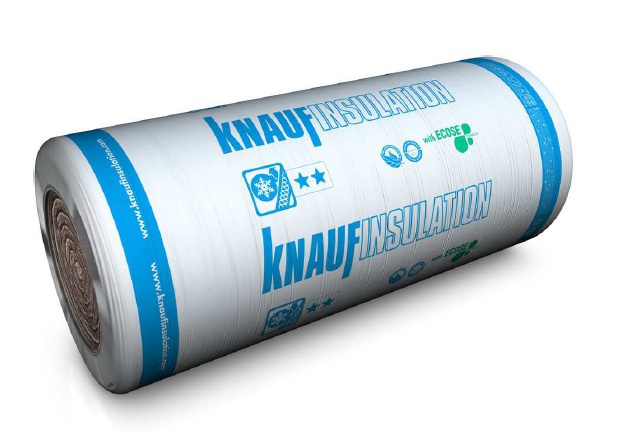 Minerální vata Knauf Insulation NatuRoll Plus 100 mm