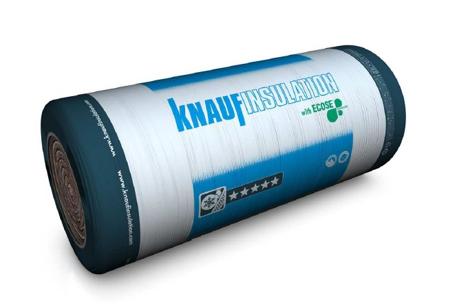 Minerální vata Knauf Insulation Unifit 033 100 mm