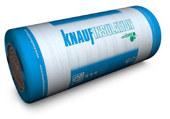 Minerální vata Knauf Insulation NatuRoll Pro 100 mm