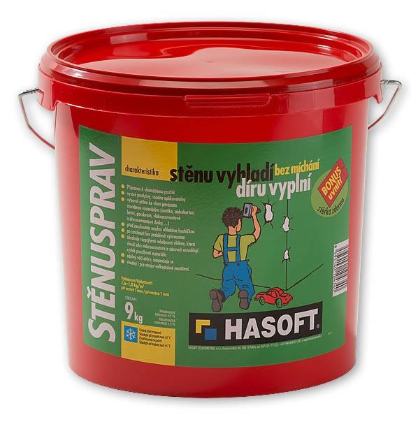 Hasoft Stěnusprav vyrovnávací hmota 1,8 kg