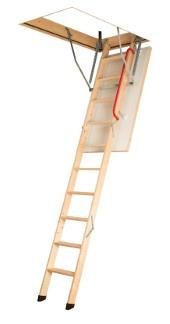 Půdní schody Fakro LWK Komfort 280 55x111 cm
