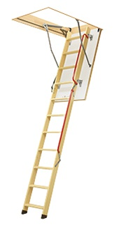 Půdní schody Fakro LWL Lux 280 70x120 cm