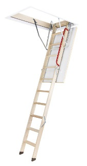 Fakro půdní schody LWZ Plus 280 60x120 cm