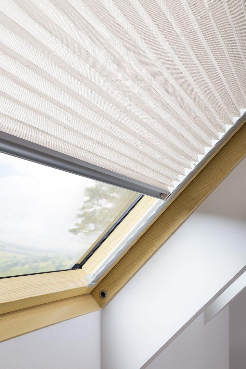 Fakro plisovaná roleta APS II 06 78x118 cm pro střešní okno