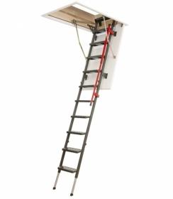 FAKRO půdní skládací schody LML 280 Lux 70x120 cm třídílné